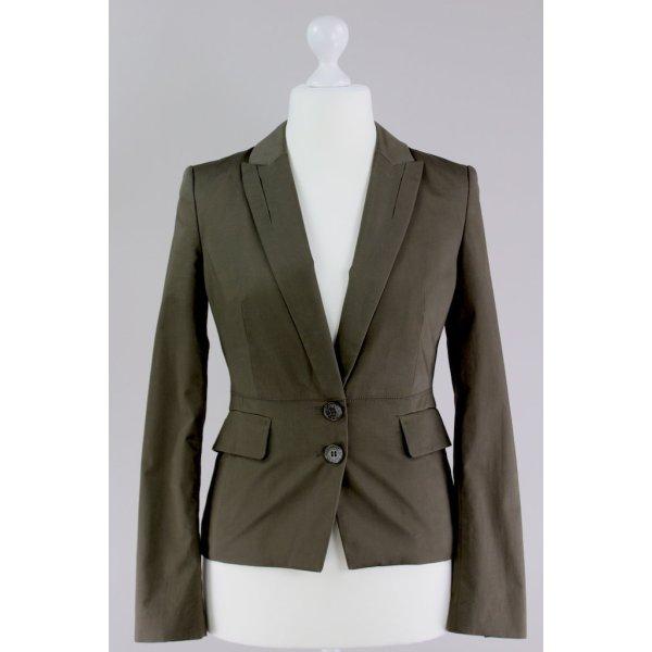 Esprit collection Blazer olivgrün Größe 36 1707300190497