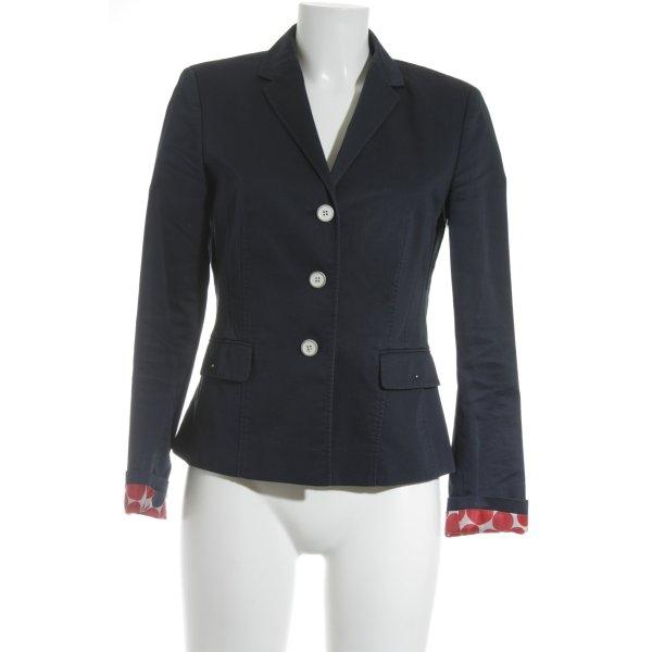 esprit collection Jerseyblazer dunkelblau Business-Look
