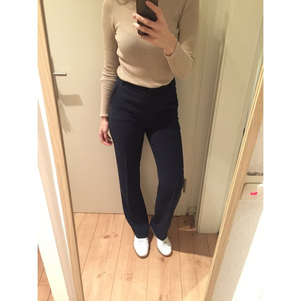Esprit Marlene Trousers dark blue