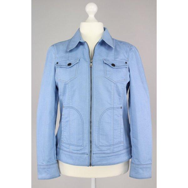 Esprit Jeansjacke blau Größe 44 1711370140497