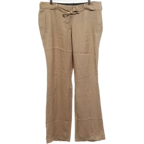 Esprit Pantalone alla cavallerizza color cammello elegante