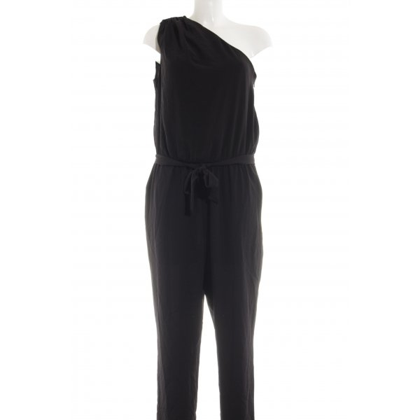 Esprit Jumpsuit schwarz Business-Look