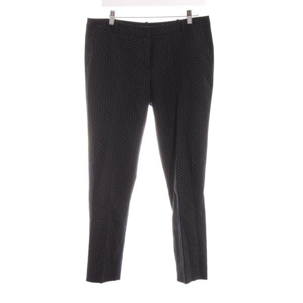 Esprit Marlene Trousers black spot pattern business style