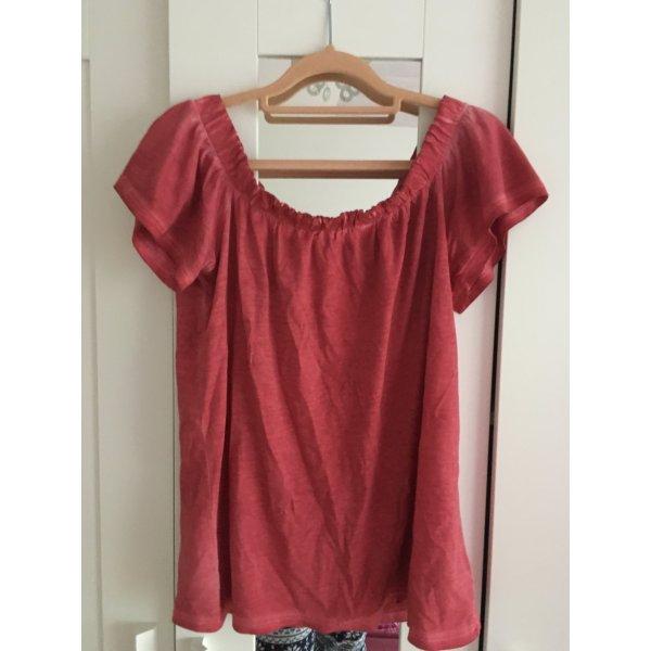 Esprit Off Shoulder Shirt Größe 36