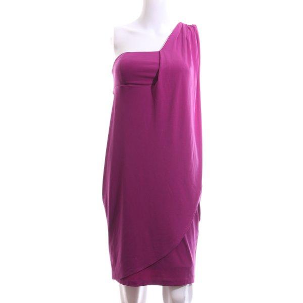 Esprit One-Shoulder-Kleid pink Elegant