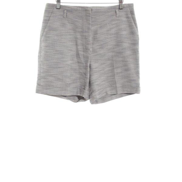 Esprit Shorts hellgrau meliert Casual-Look