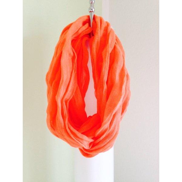 ESPRIT Sommerschal orange NEU!