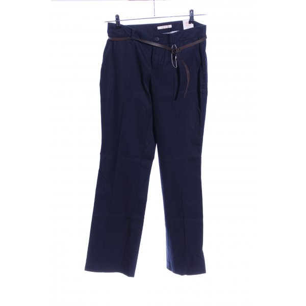 Esprit Jersey Pants blue casual look