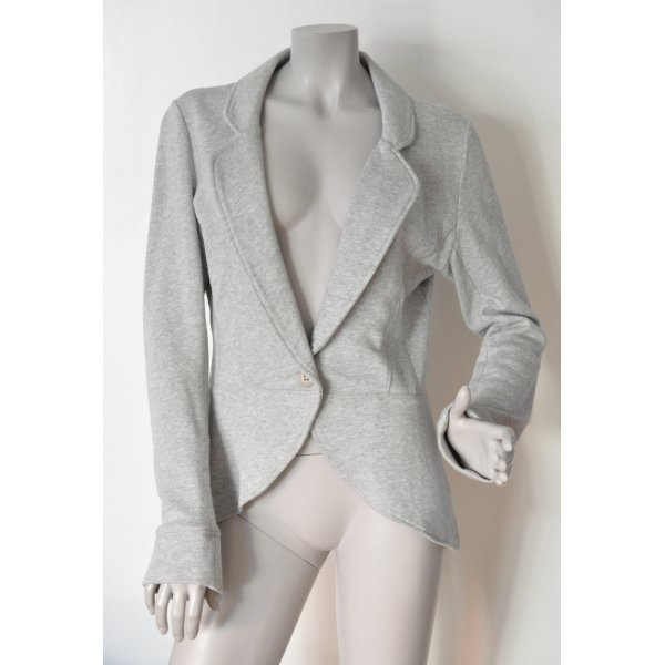 Esprit Sweat Blazer light grey-grey