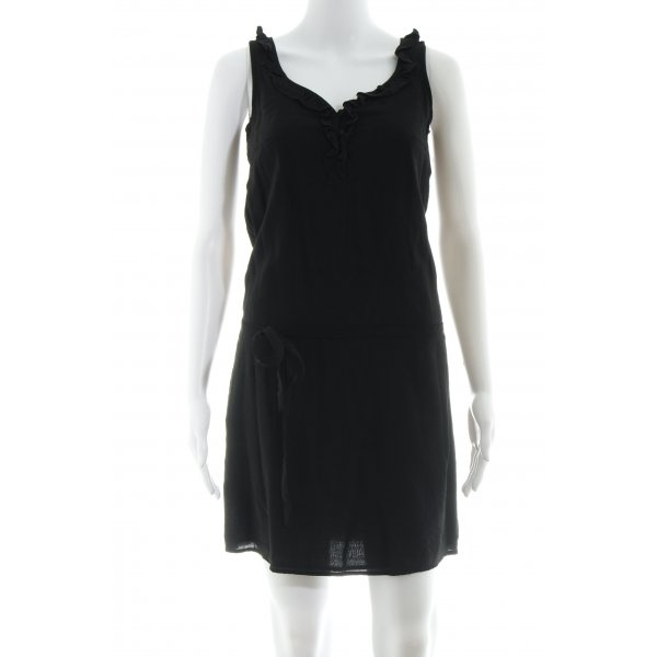 Esprit Tunikakleid schwarz schlichter Stil