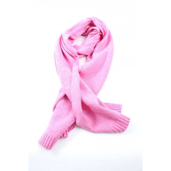 Esprit Wollschal pink Casual-Look