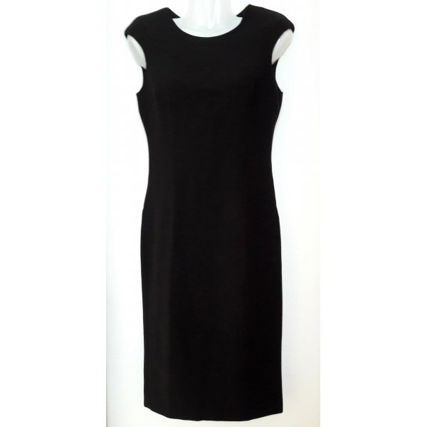 Etuikleid in schwarz Cocktail Kleid