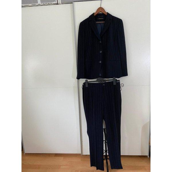Eugen Klein Damen marineblaues Business Kostüm Gr.42/44