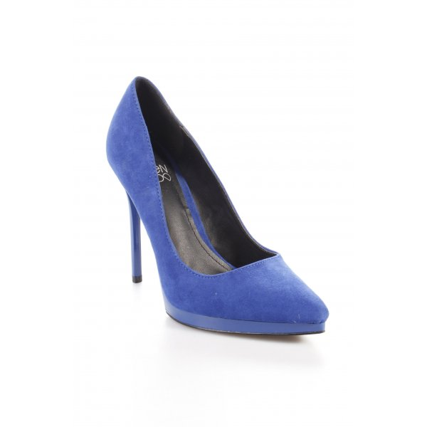 Even&Odd High Heels Blau