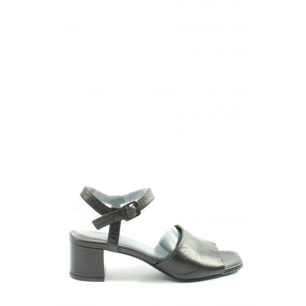 Everlane Komfort-Sandalen schwarz Business-Look