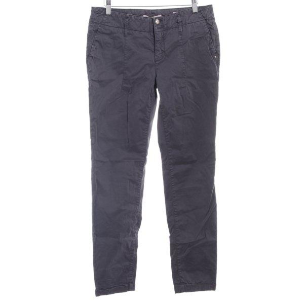 exit brooklyn Slim Jeans dunkelgrau Casual-Look