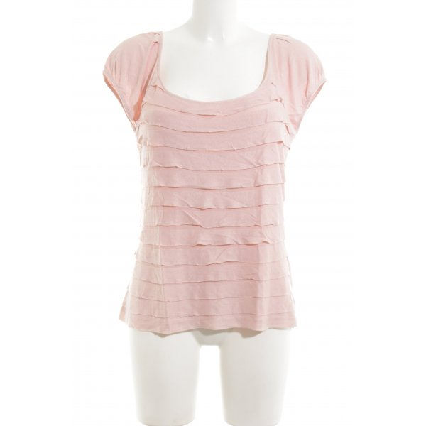 Expresso T-Shirt pink Casual-Look