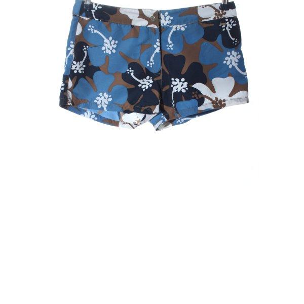 F.lli campagnolo cmp Hot Pants Allover-Druck Casual-Look