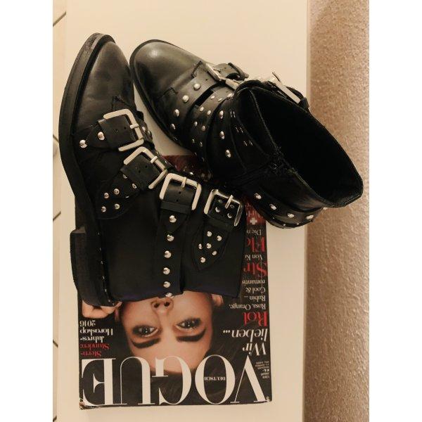Fashion Booties Nieten Topshop 37