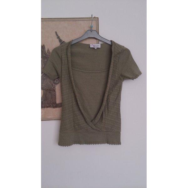 Feinstrick Shirt von Armand Thierry 36-38