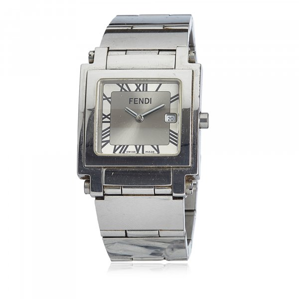 Fendi 6000G Stainless Steel Watch
