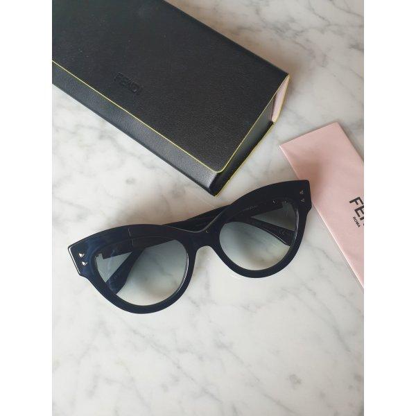 Fendi Peekaboo Cat Eye Sonnenbrille