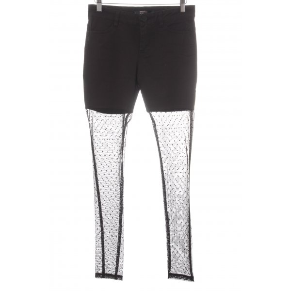 Fiftyfive DSL Slim Jeans schwarz Casual-Look