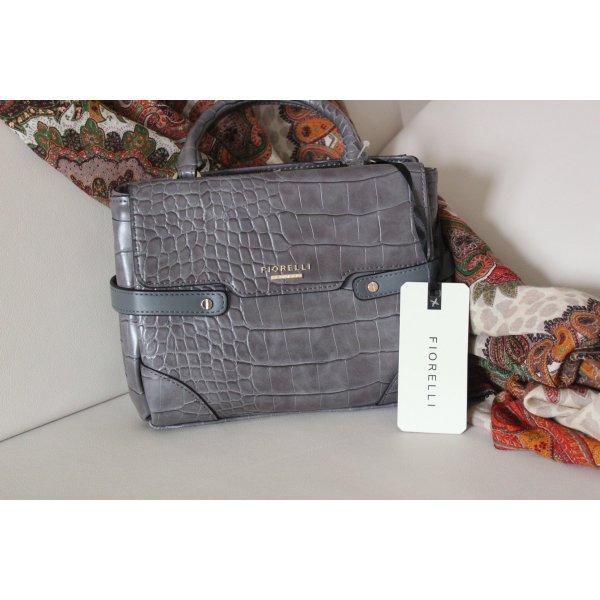 Fiorelli Handtasche/Umhängetasche Neu Etikett mit Krokoprägung