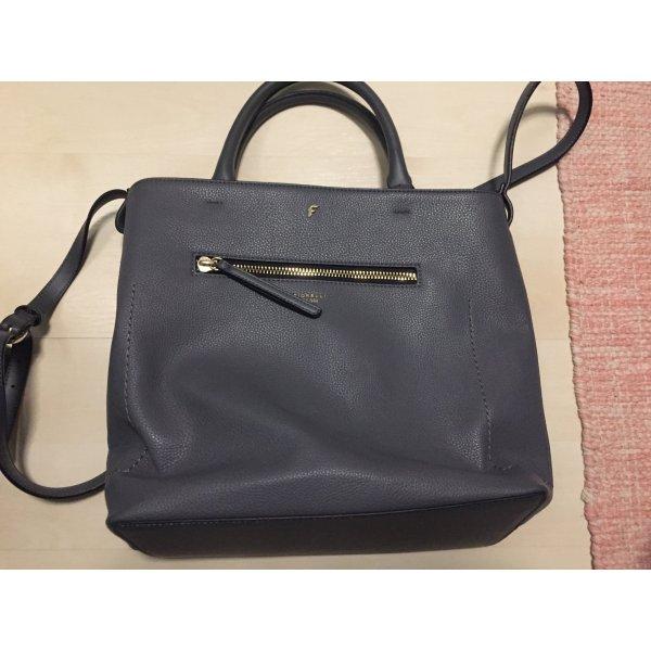 Fiorelli neuwertige Tasche in grau A4 friendly