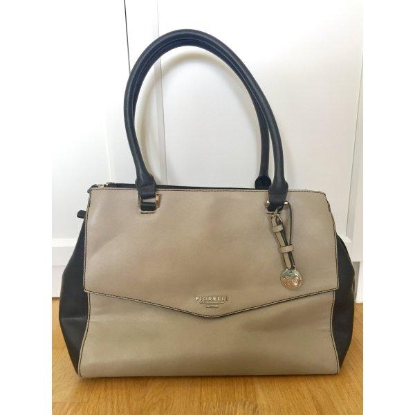 Fiorelli Tote Bag Handtasche schwarz-nude-grau