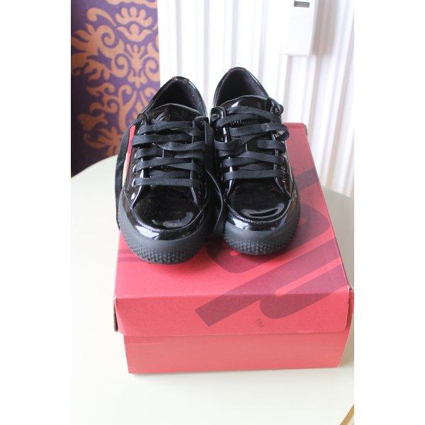 Fitflop Super T-Sneaker schwarz Gr.36