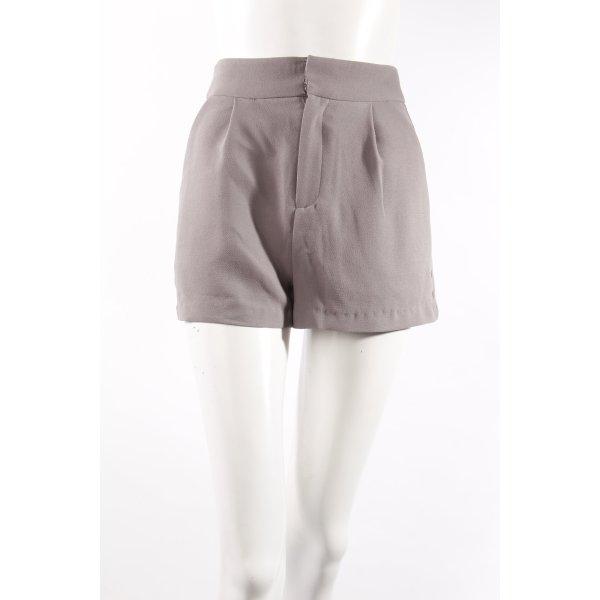 Forever 21 High Waist Shorts grau
