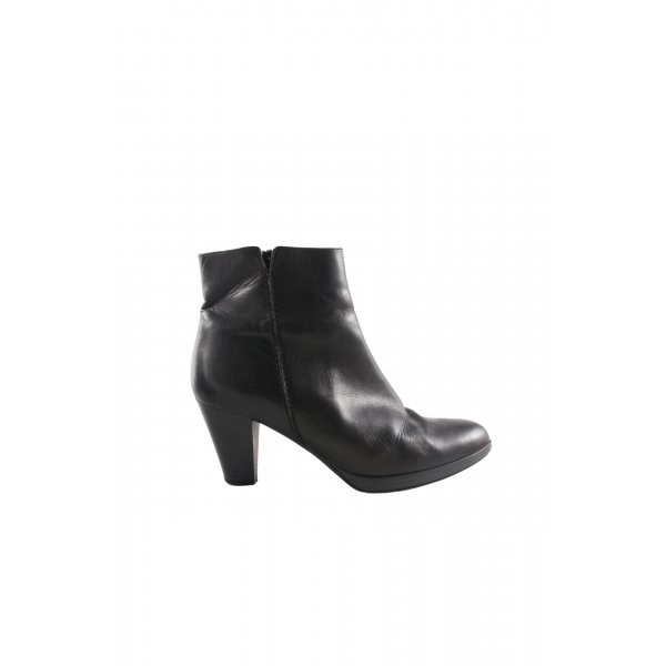 Freeflex Ankle Boots schwarz Business-Look