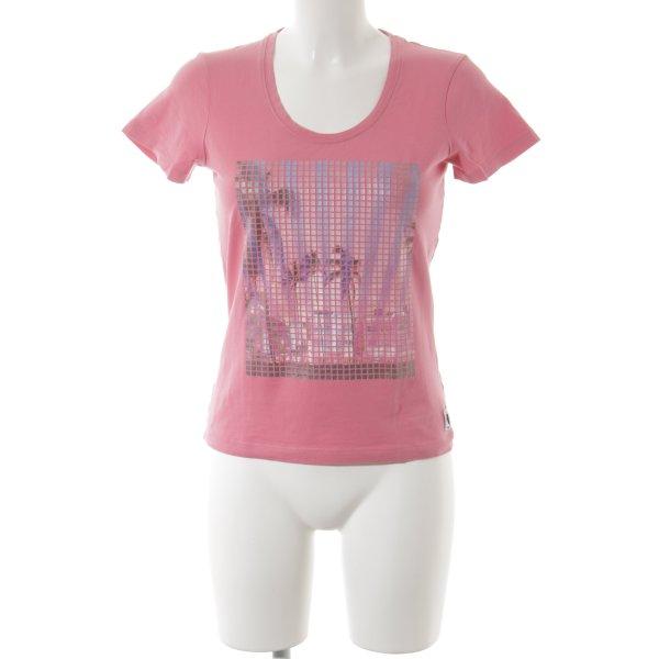 Frieda & Freddies New York T-Shirt Motivdruck Casual-Look