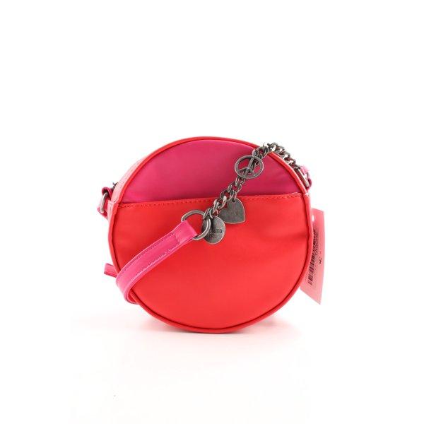 Fritzi aus preußen Mini Bag red-pink casual look