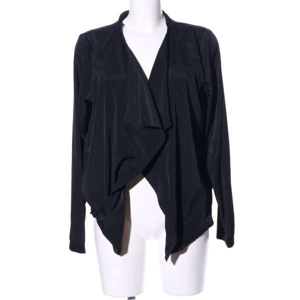 G!na Cardigan schwarz Casual-Look