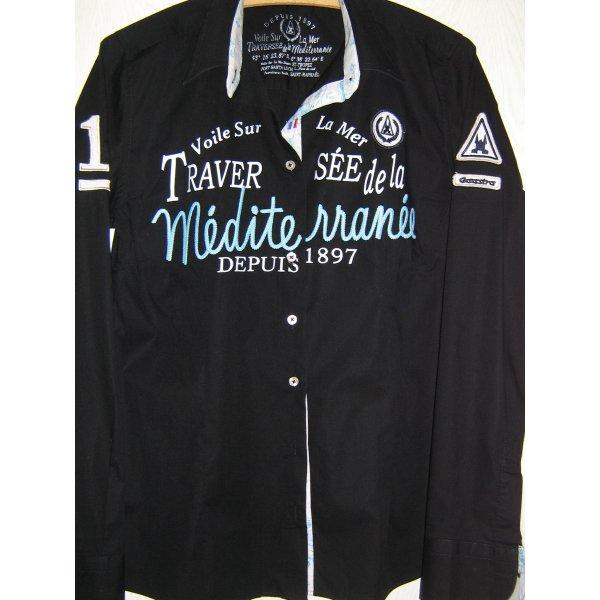 Gaastra Hemd-Bluse schwarz