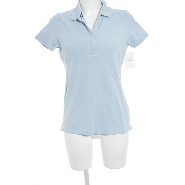 Gaastra Polo-Shirt türkis Casual-Look