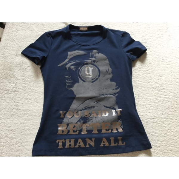 Galliano T-Shirt in gr s 36