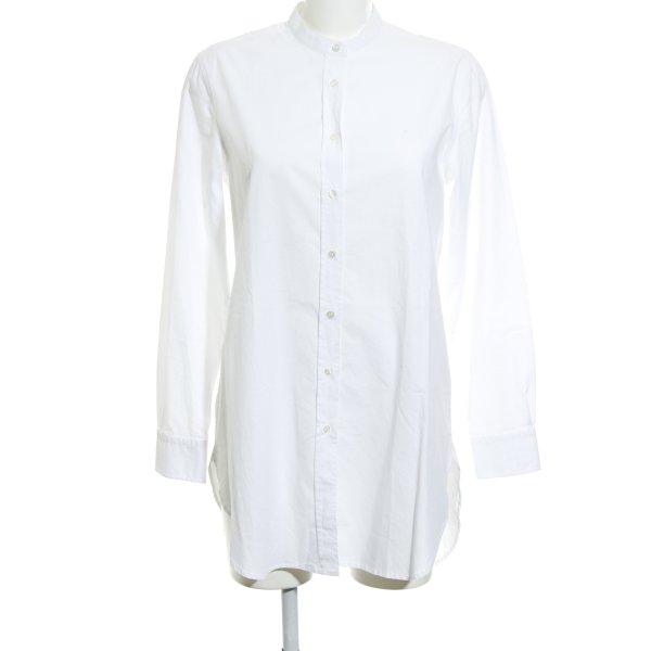 Gant Langarmhemd weiß Casual-Look