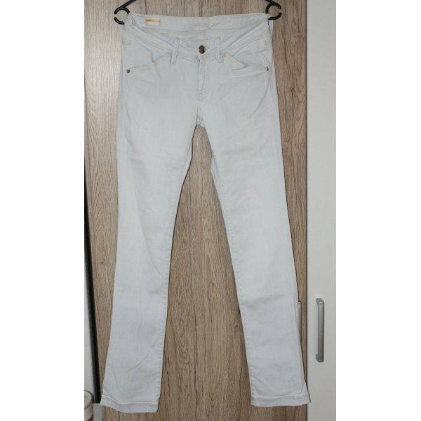 GAS Jeans Hose Jeanshose hellblau