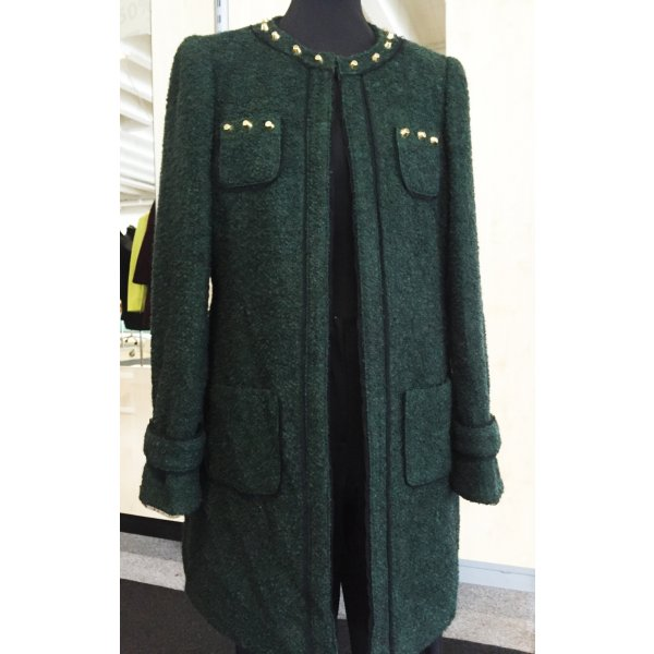 Madeleine Levita verde oscuro