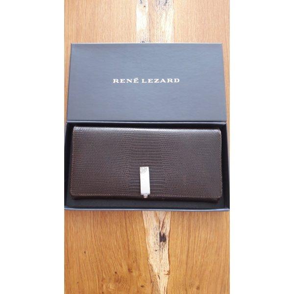 Geldbörse aus Leder von Rene Lezard