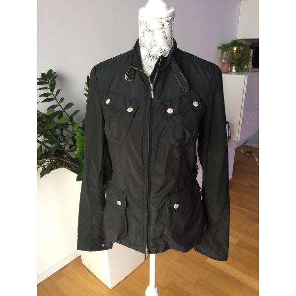 Geox Jacke schwarz Gr 36 S wie neu