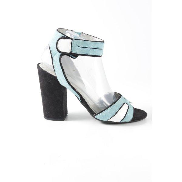 Geox Respira High Heels mehrfarbig Casual-Look