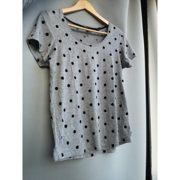 Gepunktetes T-Shirt von Scotch & Soda (M/38)