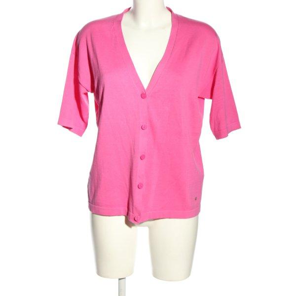 Gerry Weber Strickjacke pink Casual-Look