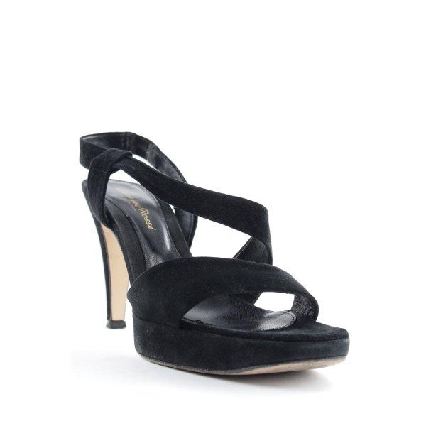 Gianvito rossi High Heel Sandaletten schwarz Elegant