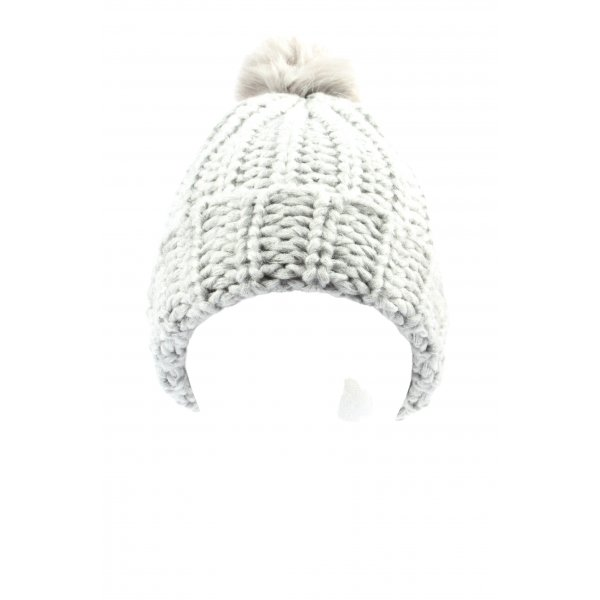 Gina Benotti Knitted Hat light grey casual look