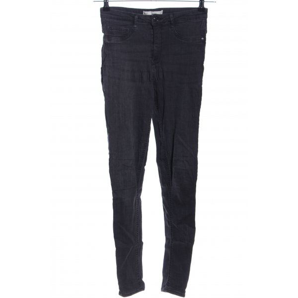 Gina Tricot Skinny Jeans schwarz Casual-Look